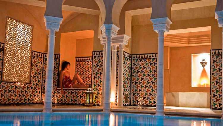 Spa Urban Dream Granada