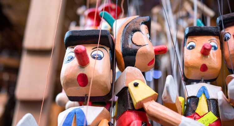 Pinocchio il burattino