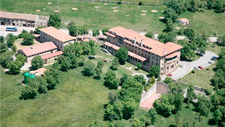 Balneario de Corconte