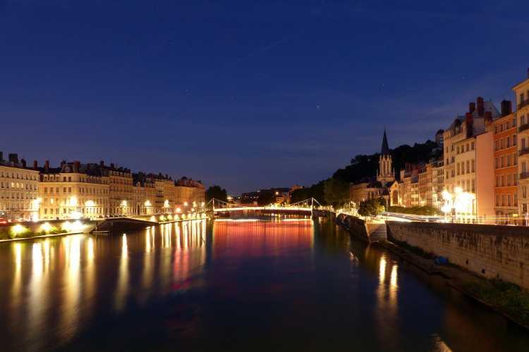Saint-Valentin à Lyon