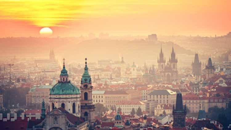 Mission Impossible, Praag
