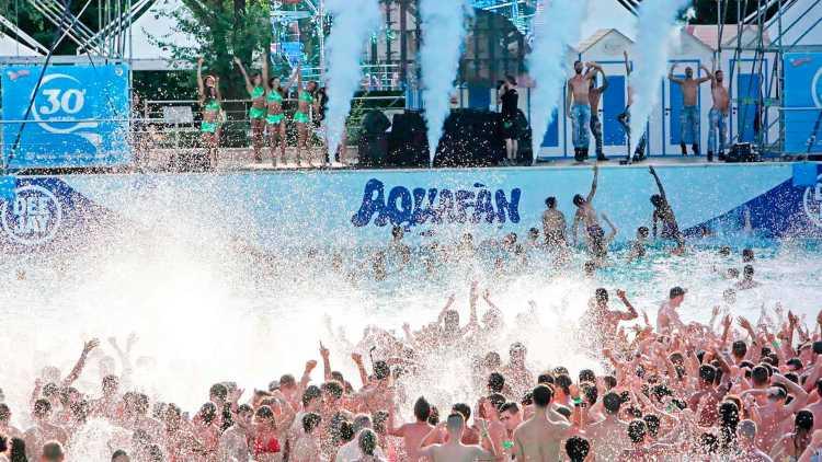 Divertimento all'Aquafan