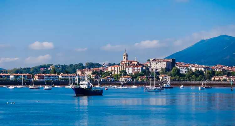 Hendaye, Pays basque français