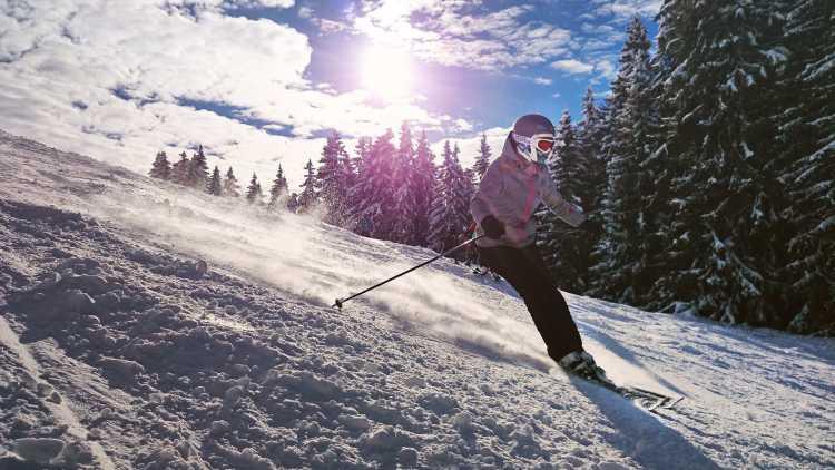 Mini skivakantie én weekendje weg