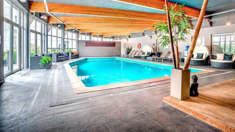 Radisson Blu Balmoral Hotel in Spa