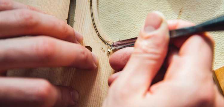 Fabrication de violons