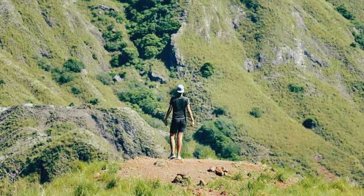 Para la montaña