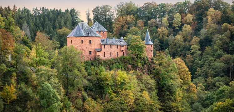 Châteaux en Belgique