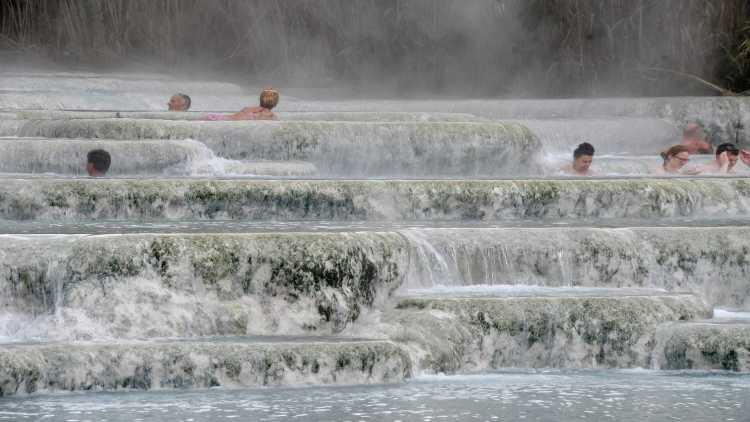 Le acque termali