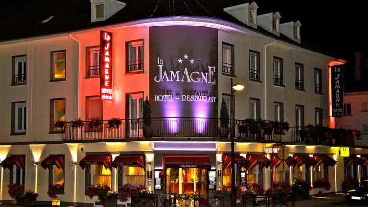 Hôtel de la Jamagne & Spa