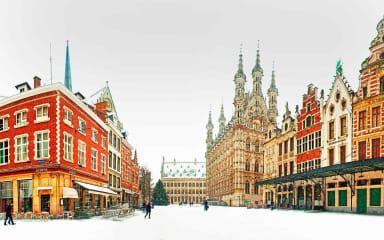 Leuven, Belgische