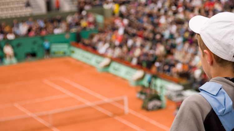 Roland Garros terre battue
