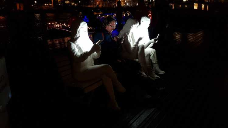 Weekendje Amsterdam lichtfestival