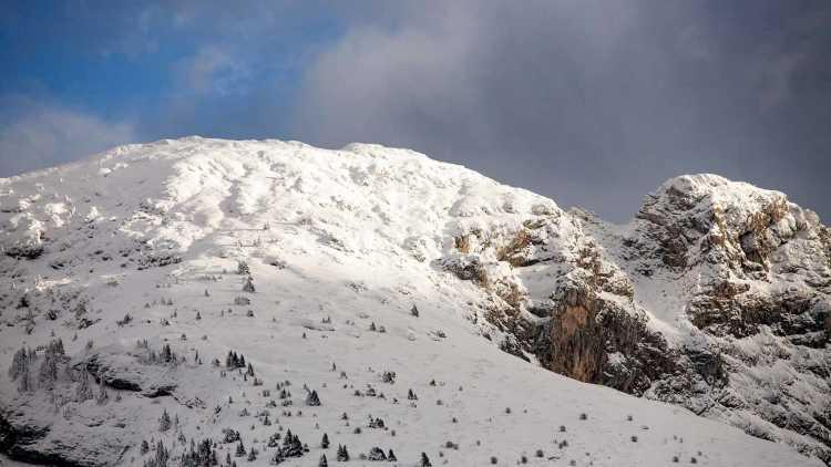 Massif du Vercors, les Alpes
