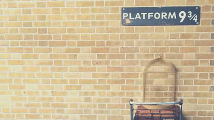 Harry Potter, Londen
