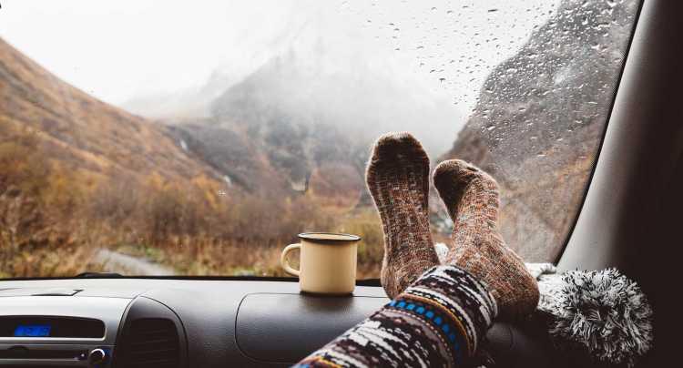 Reis minder dan 2 uur met de auto