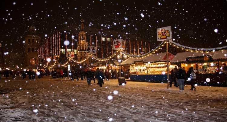 Mercati di Natale in Europa