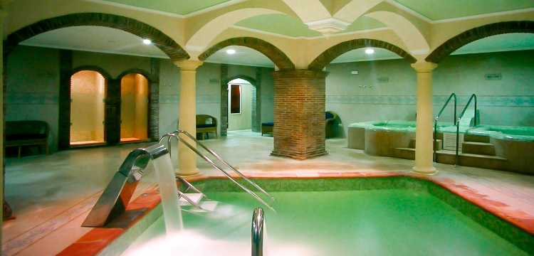 Spa del Gran Hotel Benahavís