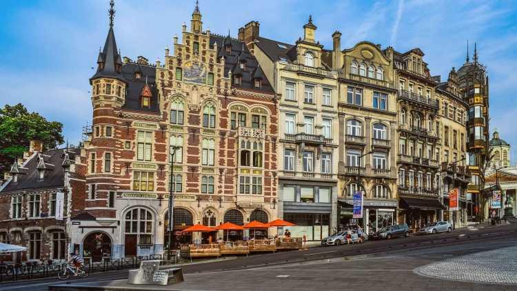 Brussel telt veel monumenten