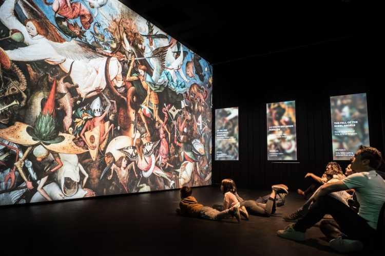 """L'exposition """"Beyond Bruegel"""""""