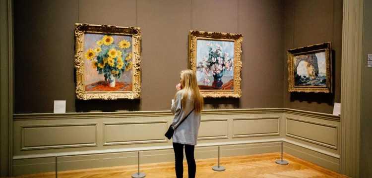 Museum bezoek