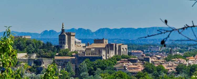 Saint-Valentin à Avignon