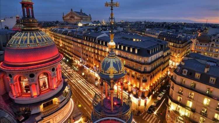 Grands Boulevards Paris