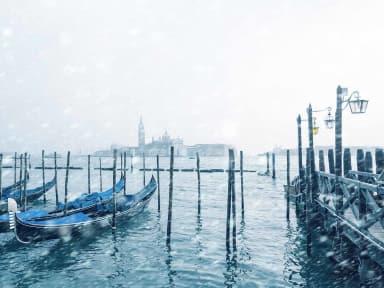 Venise en hiver