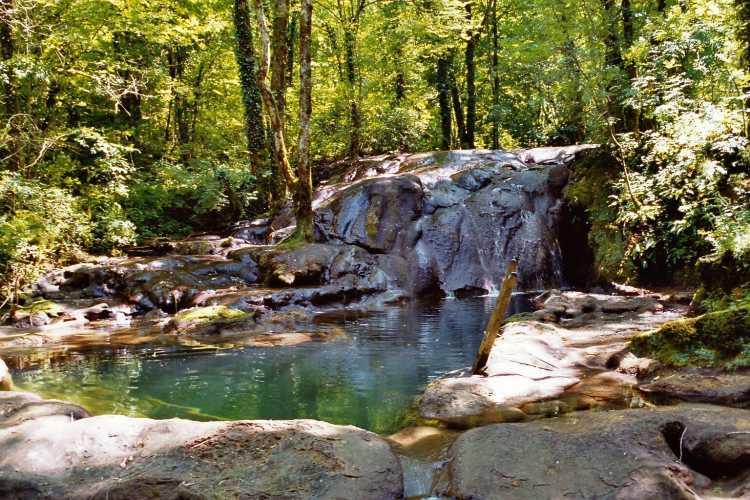 Cascade de Baume-les-Messieurs - © Guillaume Jeantet/Jura Tourisme
