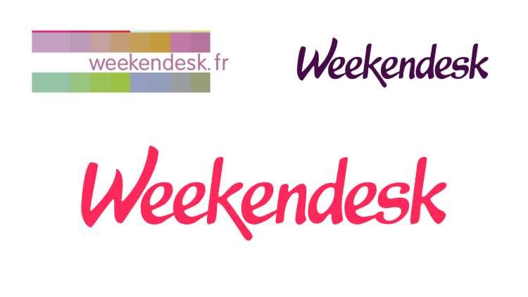 Nuevo Logo Weekendesk
