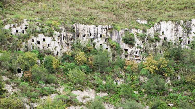 Necropoli rupestri di Pantalica