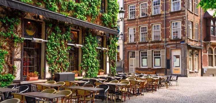 De Arme Duvel café in Antwerpen