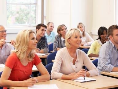 Prendre un cours de langue