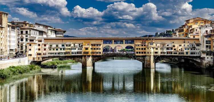 Idee per un weekend a meno di due ore da Firenze