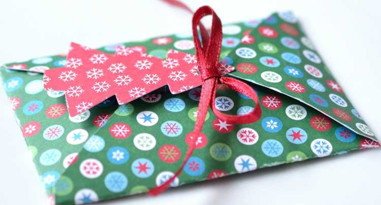 Cadeaubon van Kerstmis