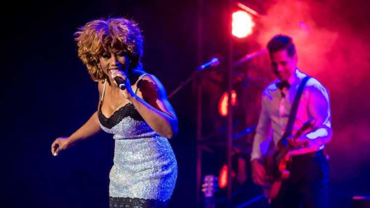 Tina Turner, Hotel Estrel, Berlijn