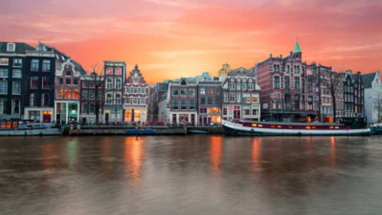 The Fault in Our Stars, Amsterdam