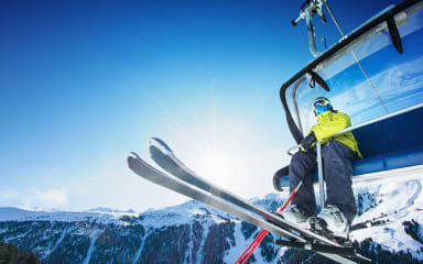 Ski weekendje weg
