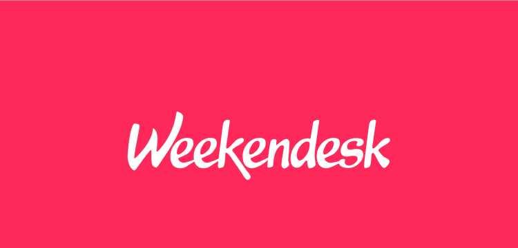 Nuevos colores Weekendesk
