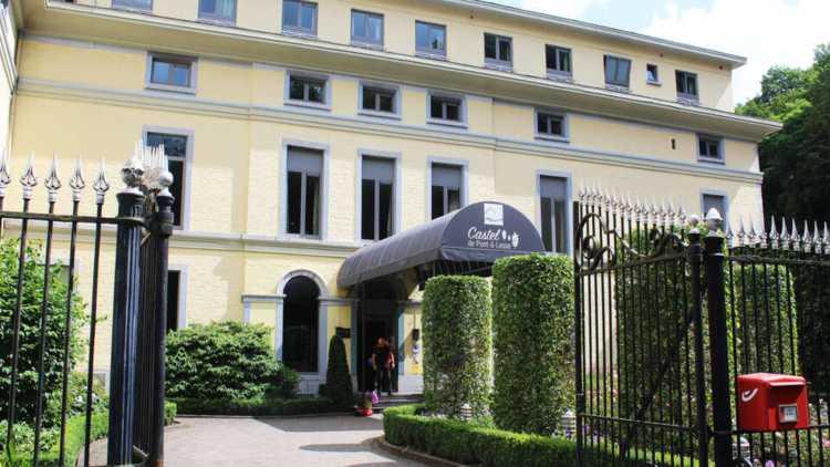 Weekend weg naar Hotel Castel de Pont-à-Lesse