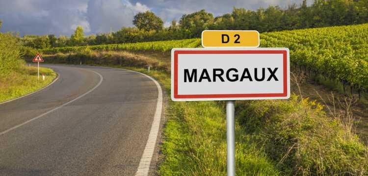 Margaux sur la route des vins - Château Margaux