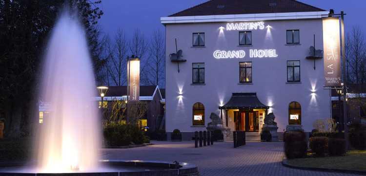 Martin's Grand Hotel te Waterloo