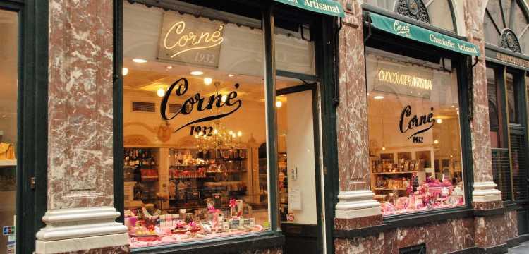 Chocoladewinkel in België