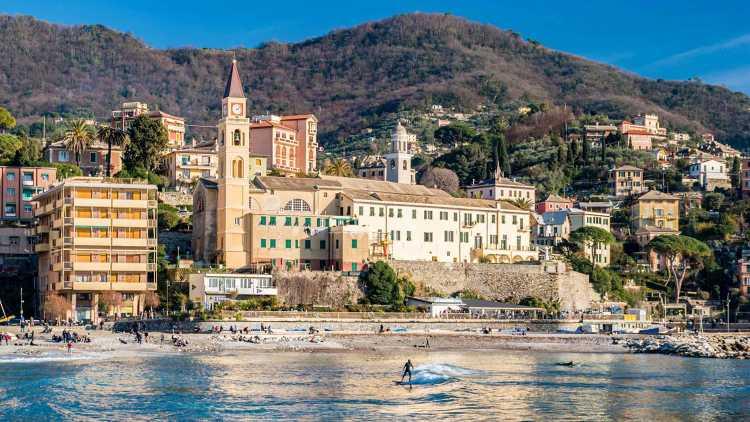 Recco, Liguria