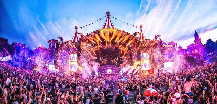 Tomorrowland of Gentse Feesten? - Weekendesk