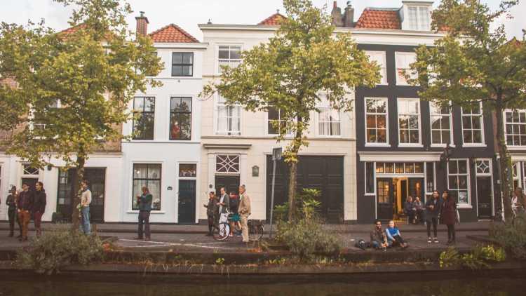 Ook Den Haag heeft mooie grachten