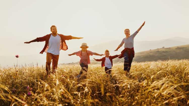 Vacanze con tutta la famiglia