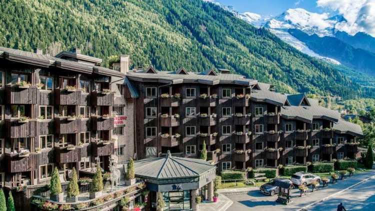 Hôtel Mercure Chamonix-Mont-Blanc, Rhône-Alpes