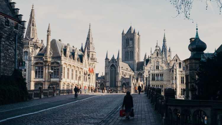 Een weekendje Gent