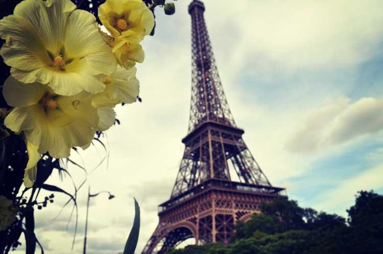 Saint-Valentin à Paris
